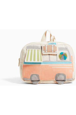 Zara Kleiner rucksack mit karawanen-motiv