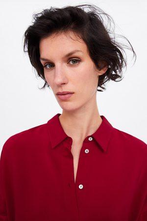 Zara Langes oversize-hemd