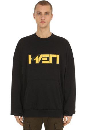 Hærværk 3d Patch Bag Sweatshirt