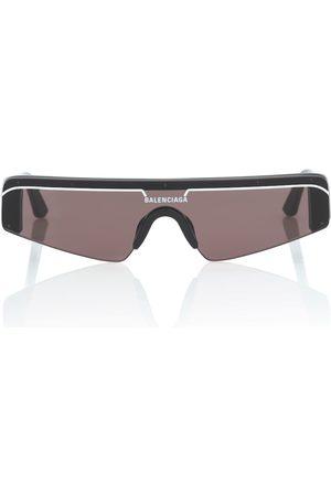 Balenciaga Sonnenbrille Ski aus Azetat