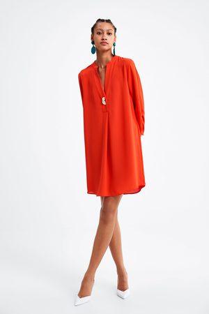 Zara Kurzes tunika-kleid