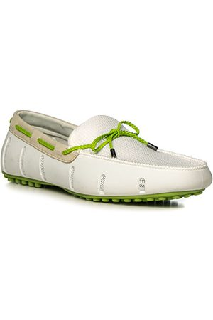 Swims Herren Halbschuhe - Braided Lace Lux Loafer Driver 21290/713