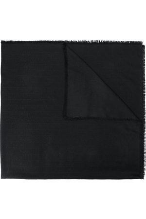 Moschino Herren Schals - Logo print scarf