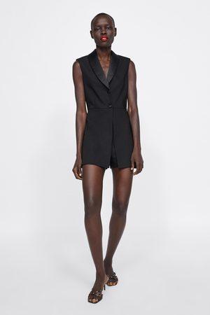 Zara Blazer-style jumpsuit