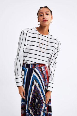 Zara Hemd mit ballonärmeln