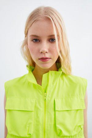 Zara Neonweste