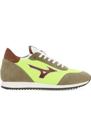 "Mizuno Herren Sneakers - Sneakers Aus Stoff Und Leder ""l.s. Etamin"""