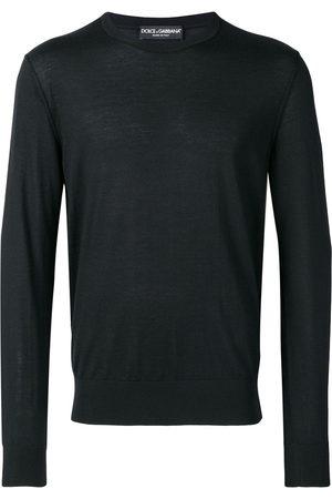 Dolce & Gabbana Herren Strickpullover - Slim fit knitted jumper