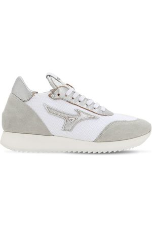 "Mizuno Damen Sneakers - Sneakers Aus Stoff Und Leder ""l.s. Etamin"""