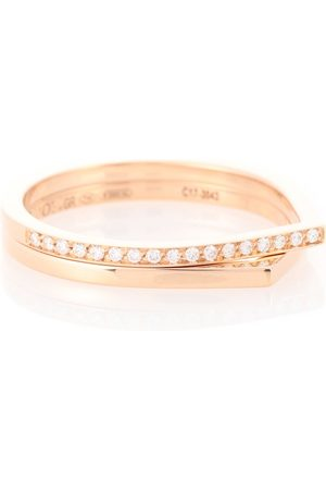 Repossi Ring Antifer aus 18kt Rosé mit Diamanten