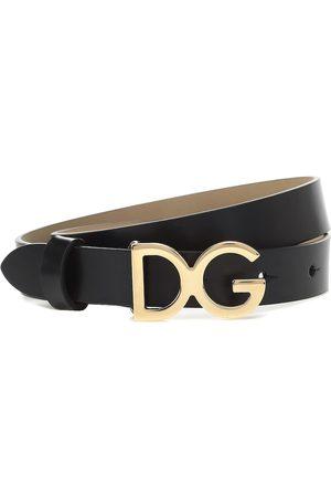 Dolce & Gabbana Gürtel aus Leder