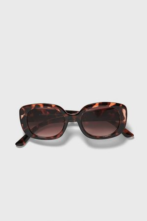 Zara Sonnenbrille in schildpatt-optik