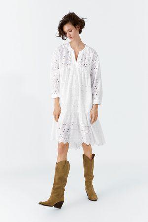 Zara Cowboystiefel aus veloursleder join life