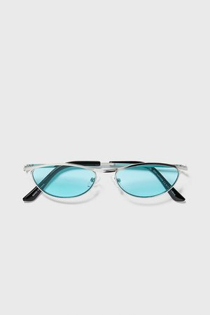 Zara Cat-eye-sonnenbrille