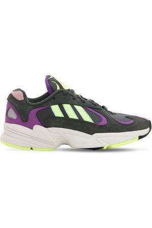 """adidas Sneaker Aus Leder Und Mesh """"yung-1"""""""