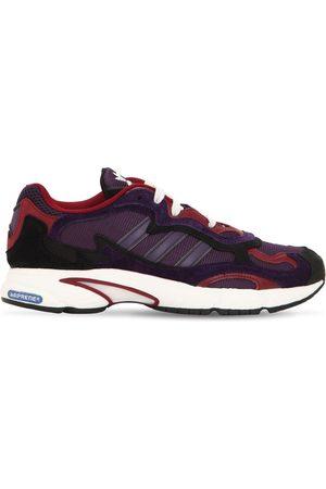 "adidas Sneakers Aus Leder Und Mesh ""temper Run"""