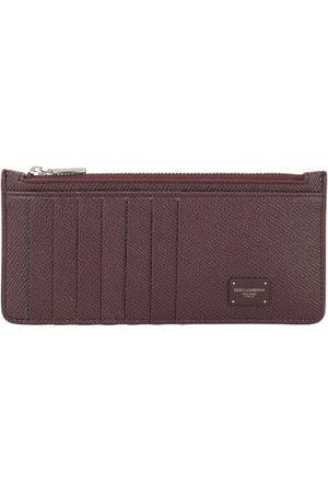 Dolce & Gabbana Herren Geldbörsen & Etuis - Zipped cardholder wallet