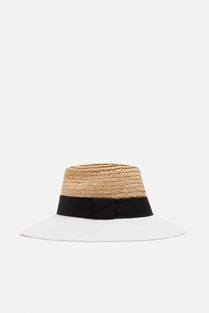Zara Hut in zwei farben