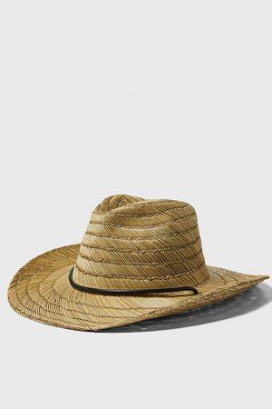 Zara Hut mit kordel