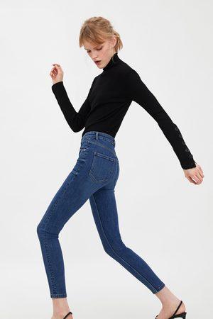 """Zara Jeggings hi-rise skinny """"vintage"""""""