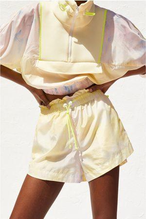 Zara Batik-shorts recycled capsule collection