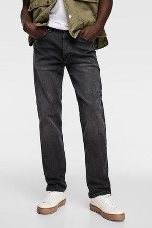 Zara Herren Slim - Gerade geschnittene slim-fit-jeans