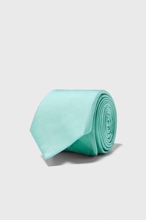 Zara Breite krawatte