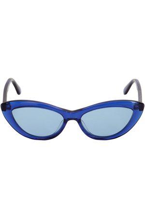 Stella McCartney Katzenaugensonnenbrille, Größe 5-10 J