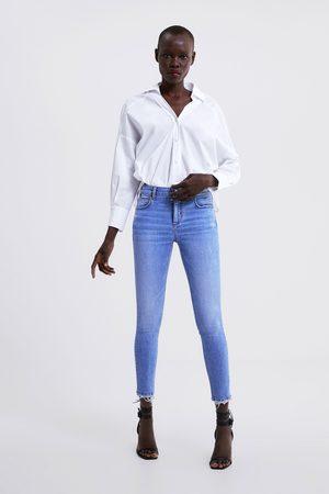 Zara Skinny-jeans z1975 mit mittelhohem bund