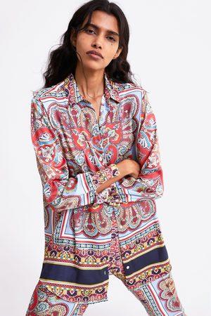 Zara Gemustertes hemd