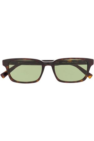 Retrosuperfuture Regola rectangular frame sunglasses