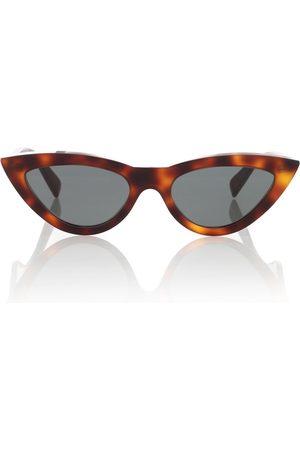 Céline Cat-Eye-Sonnenbrille aus Acetat