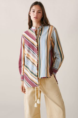 Zara Gestreiftes hemd – limited edition studio