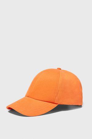 Zara Herren Caps - Baseballcap mit twill-strukturmuster