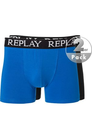Replay Boxershorts - Cotton Stretch Trunk 2er Pack I101005/N090