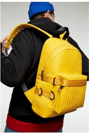 Zara Herren Rucksäcke - Biker-rucksack mit bändern