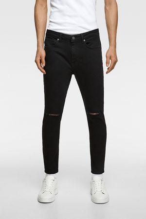 Zara Skinny-jeans mit rissen