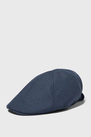 Zara Mütze aus leinen