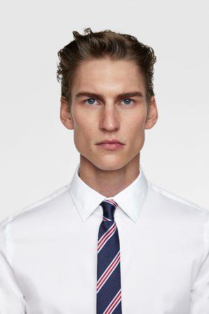 Zara Herren Krawatten - Schmale krawatte mit streifen
