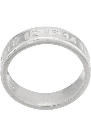Maison Margiela Logo-embossed ring