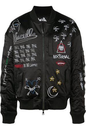HACULLA Nocturnal bomber jacket