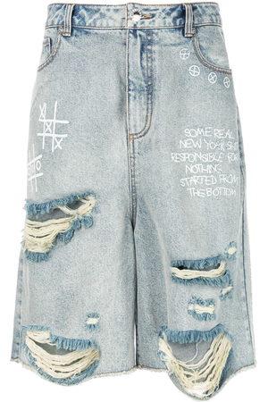 HACULLA Some Real New York denim shorts