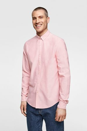 Zara Herren Business - Oxfordhemd
