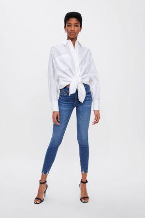 Zara Jeans zw premium skinny island blue