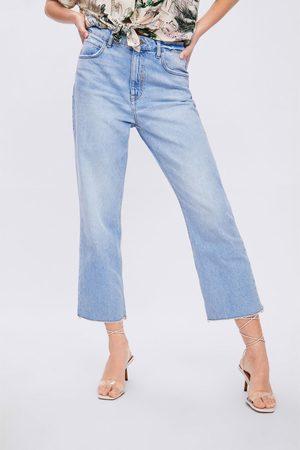 Zara Jeans z1975 straight cropped