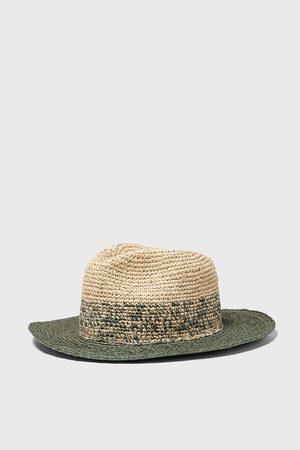 Zara Herren Hüte - Hut mit strukturmuster