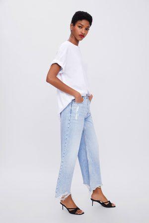Zara Jeans z1975 hi-rise wide leg