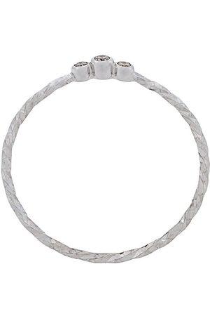 Maria Black Diamond cut Jessa ring
