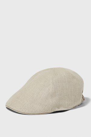 Zara Herren Mützen - Mütze aus leinen
