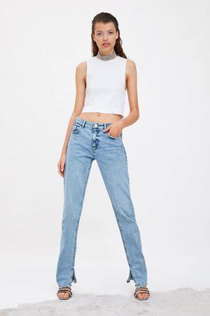 Zara Jeans hi rise slim